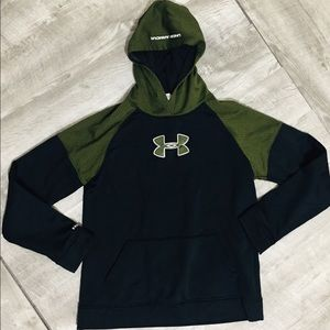Under Armour Storm 1 Cold Gear Polyester Hoodie